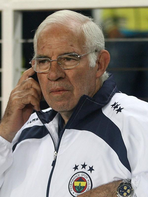Luis Aragones (75 ans)