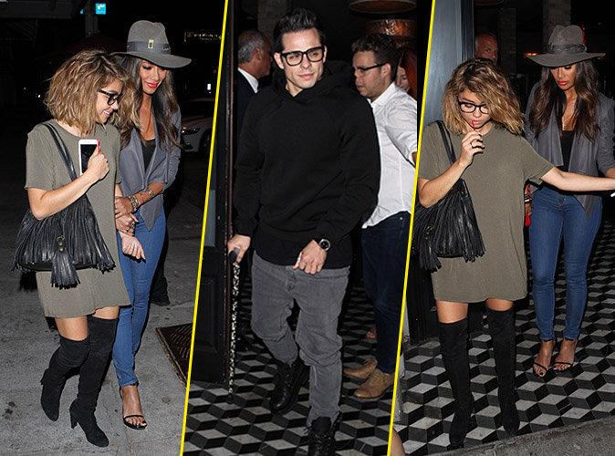 Photos : Pendant que J-Lo travaille, Casper Smart s'éclate avec Nicole Scherzinger et Sarah Hyland !