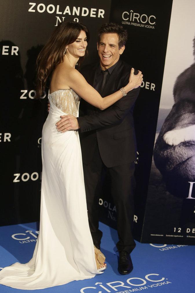 Ben Stiller et Ben Stiller se sont éclatés sur le tapis rouge