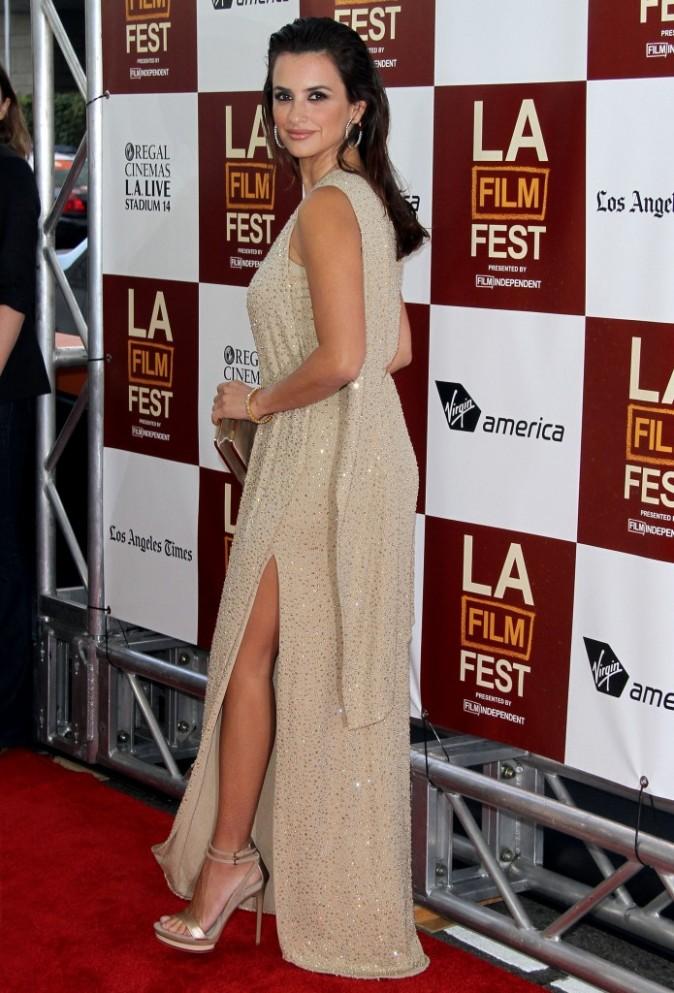 Penelope Cruz lors de la première de To Rome With Love à Los Angeles, le 14 juin 2012.