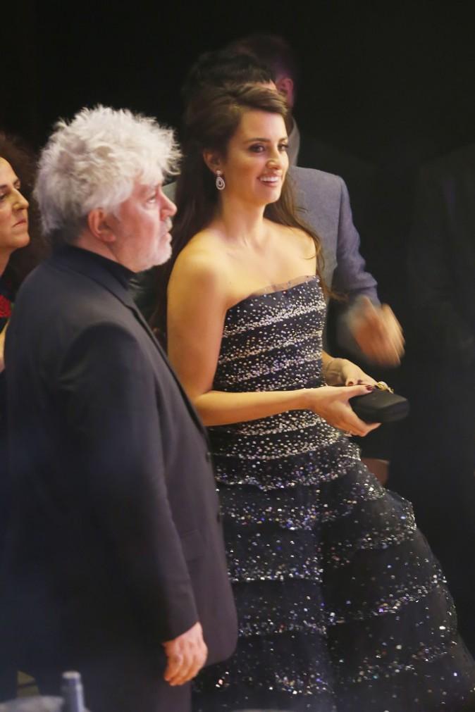 Penelope Cruz le 7 février 2015