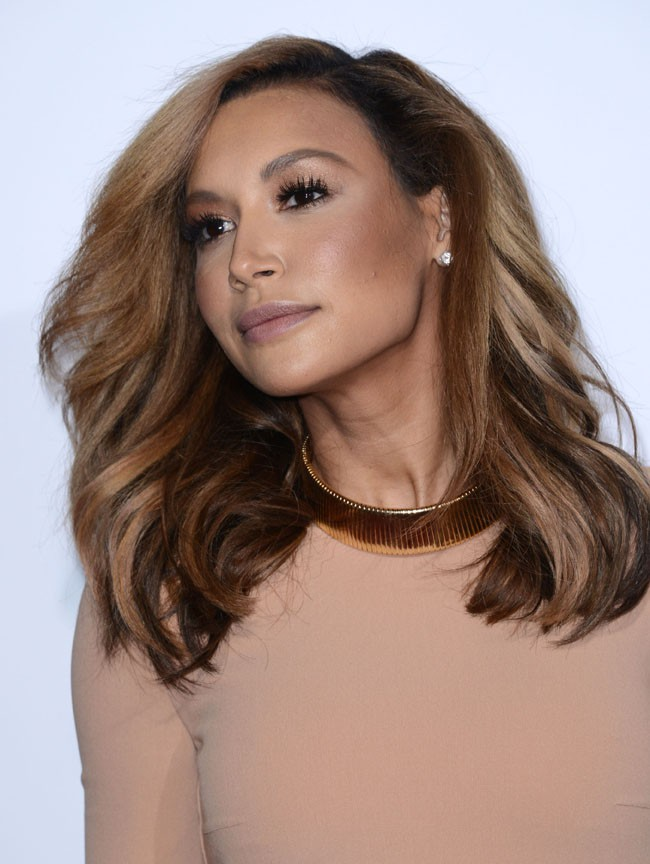 Naya Rivera maintenant !