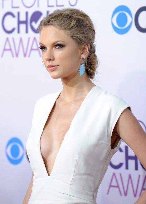 Taylor Swift le 9 janvier 2013 à Los Angeles