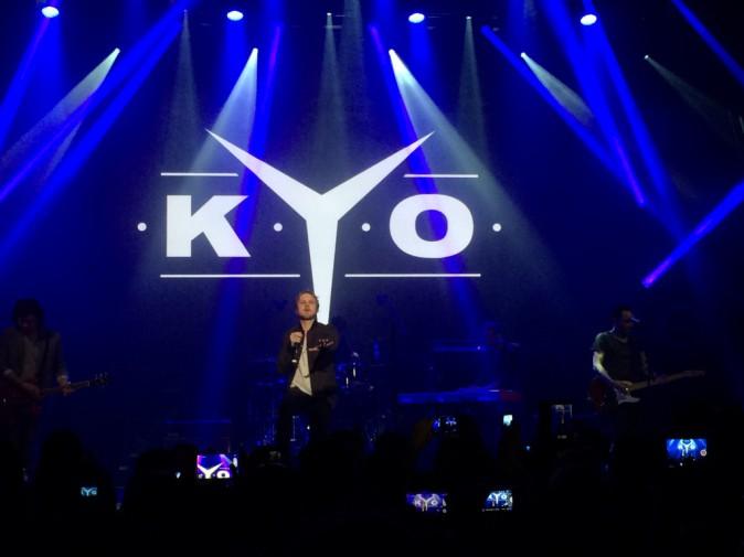 Kyo au Trianon pour le NRJ Music Tour