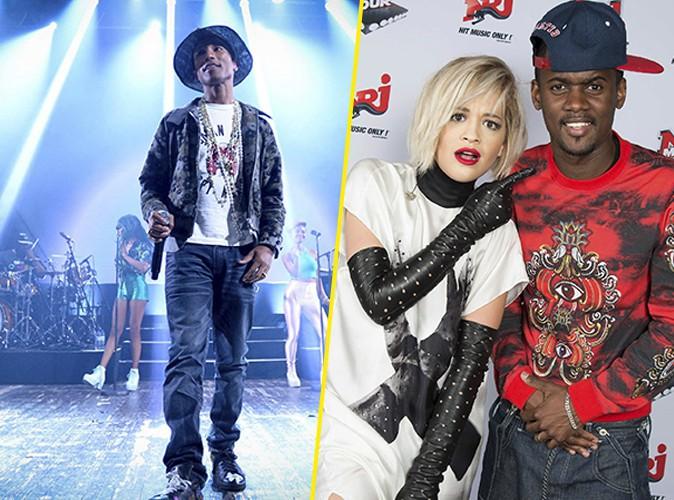 Photos : Pharrell Williams, Rita Ora, Black M... Ils ont fait le show au Trianon pour le NRJ Music Tour !