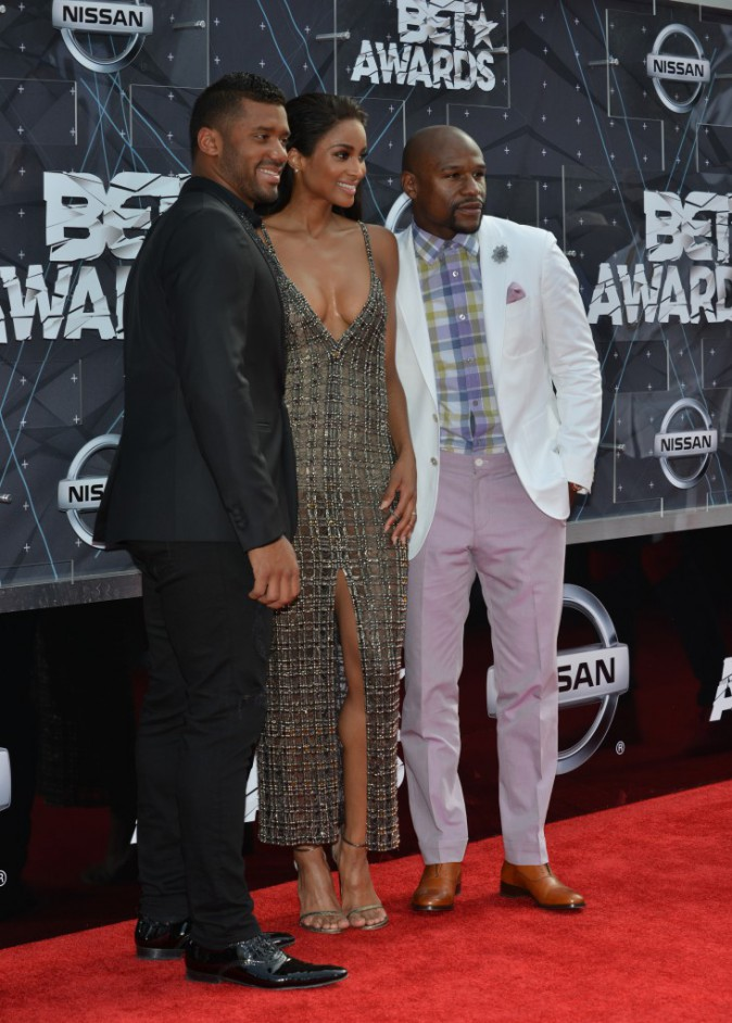 BET Awards 2015 : Ciara : Canon pour son premier tapis rouge avec Russell Wilson !