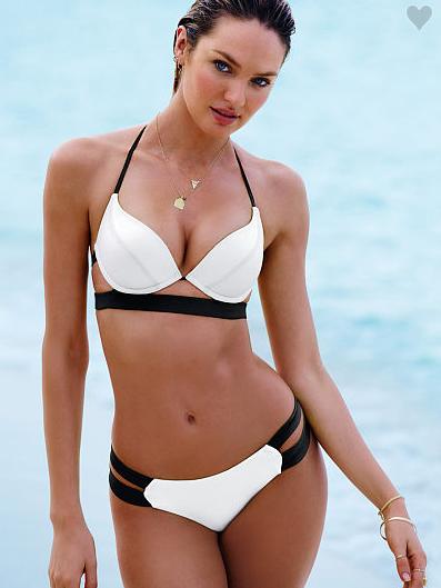 Un bikini Victoria's Secret. À partir de 38,50€