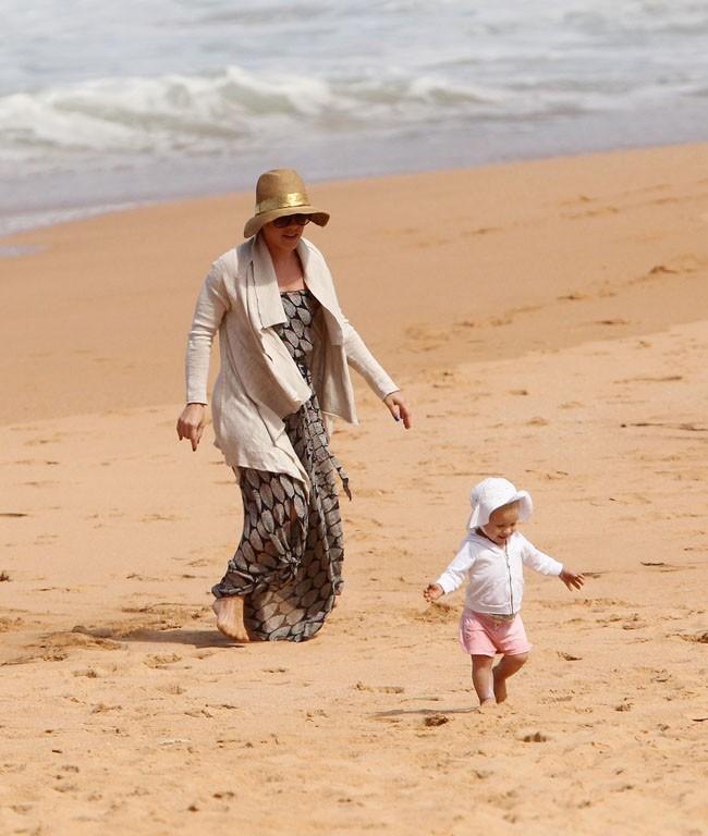 Pink et Willow Sage le 24 septembre 2012 à Sydney