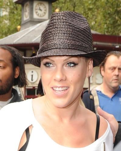 Pink, Londres, 12 septembre 2012.
