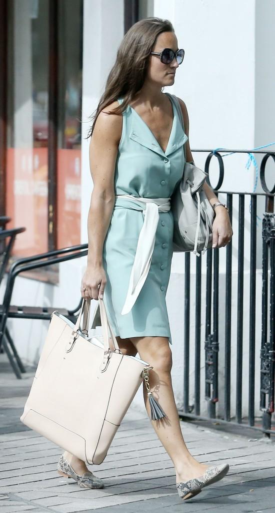 Pippa Middleton les rumeurs de mariage continuent