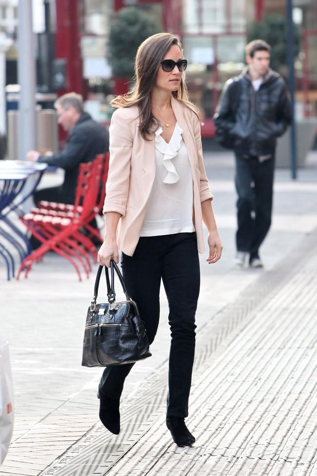 PIppa Middleton le 14 novembre 2012 à Londres