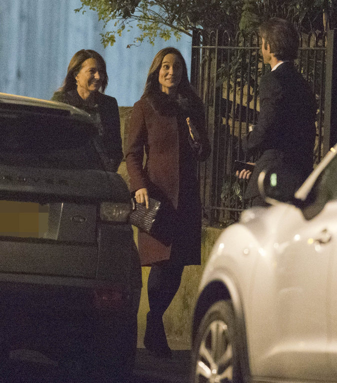 Pippa Middleton et James Matthews