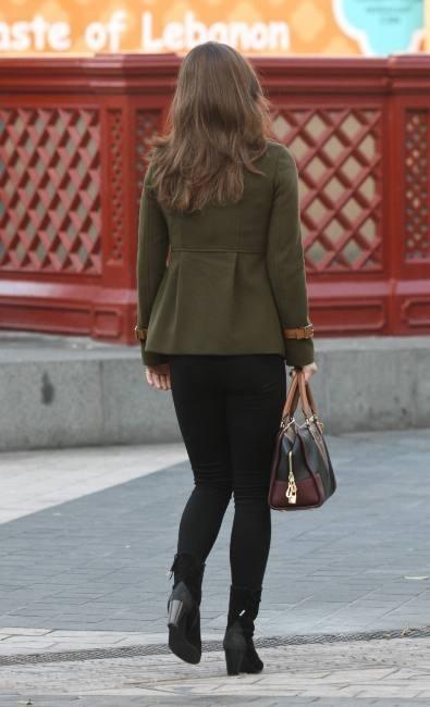Pippa Middleton à Londres, le 15 novembre 2011.