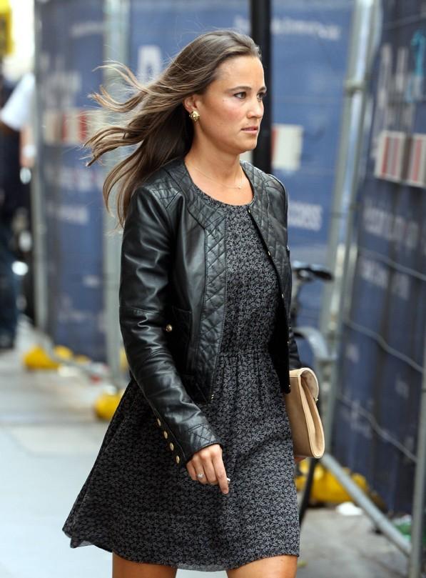 Les cheveux dans le vent ...