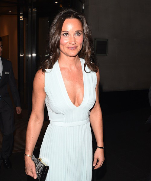 Photos : Pippa Middleton : une vraie princesse qui concurrence encore Kate !