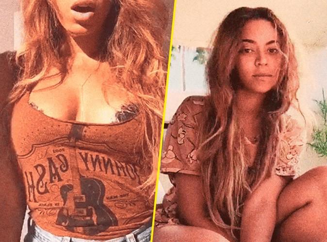 Beyoncé le 23 avril 2015