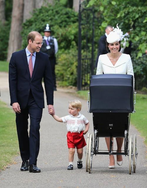Photos : prince George et prince William : leur ressemblance flagrante à 30 ans d'écart !