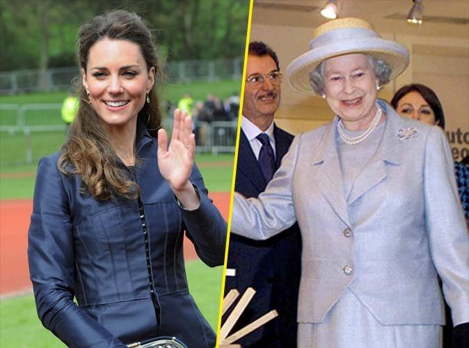 Entre la Reine mère et Kate Middleton, le courant a l'air de passer !