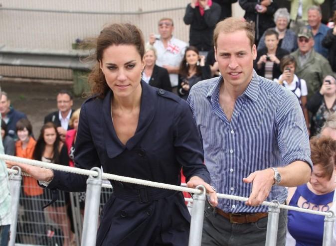 Kate et William continuent leur parcours fléché au Canada