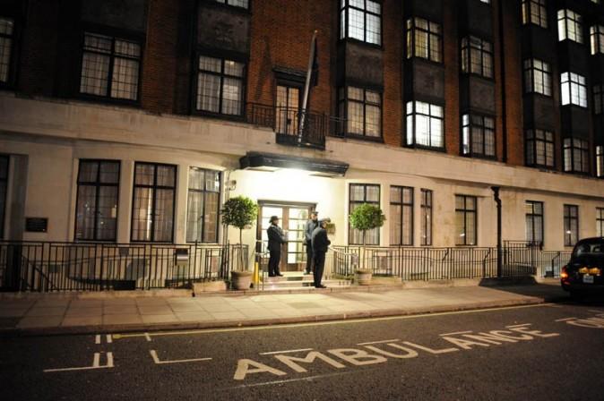 L'hôpital King Edward VII de Londres