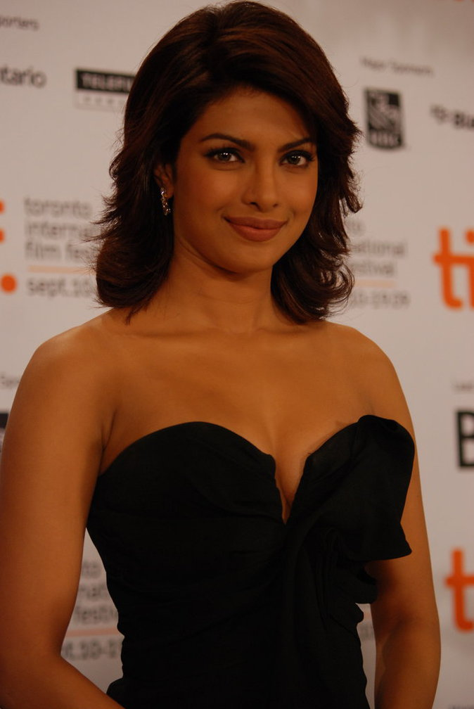 Priyanka Chopra en 2009