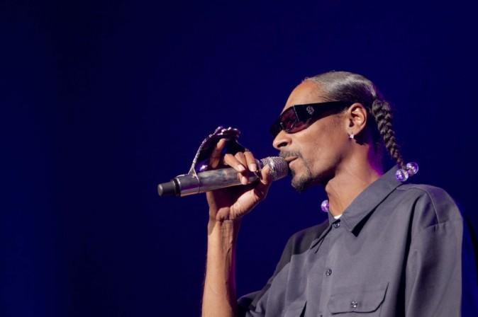 Snoop Dogg en concert au Zénith de Paris, le 4 juillet.