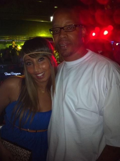 Warren G au VIP Room Theater avec Nadia, notre journaliste Public.