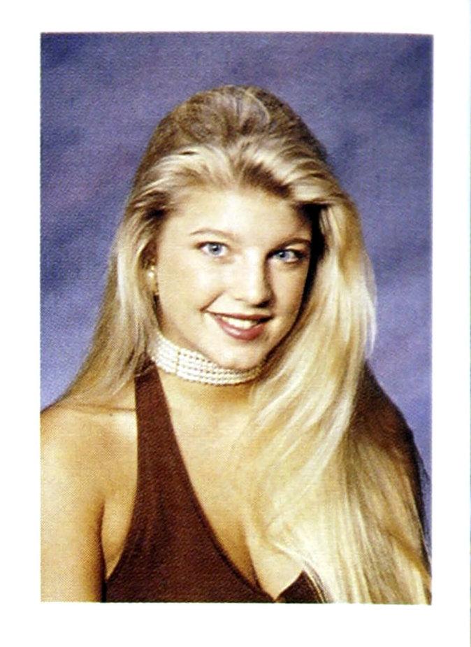 Fergie en 1993