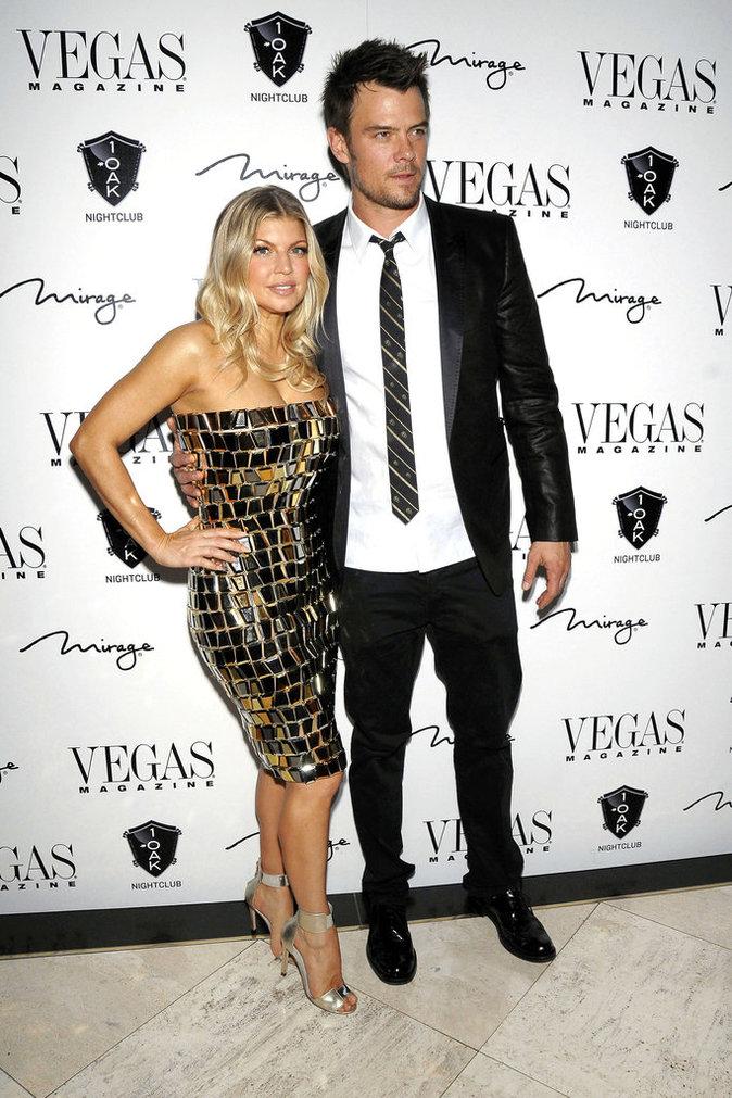 Fergie et son mari Josh Duhamel