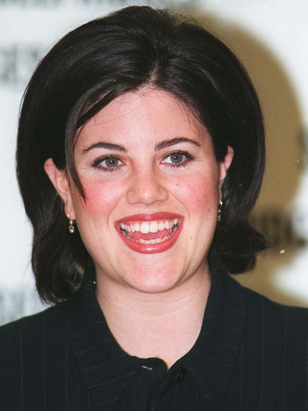 Monica Lewinsky en 1999