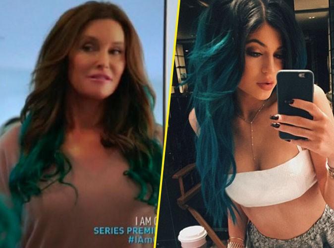 Caitlyn et Kylie Jenner
