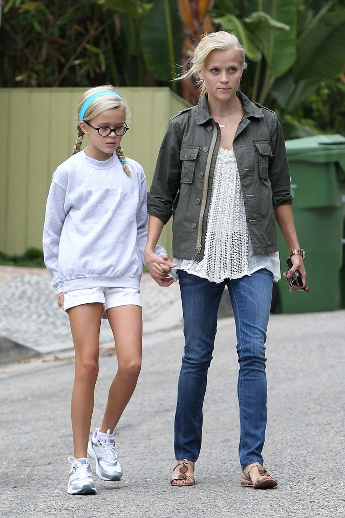 Enfants de star : Ava, la copie conforme de Reese Witherspoon