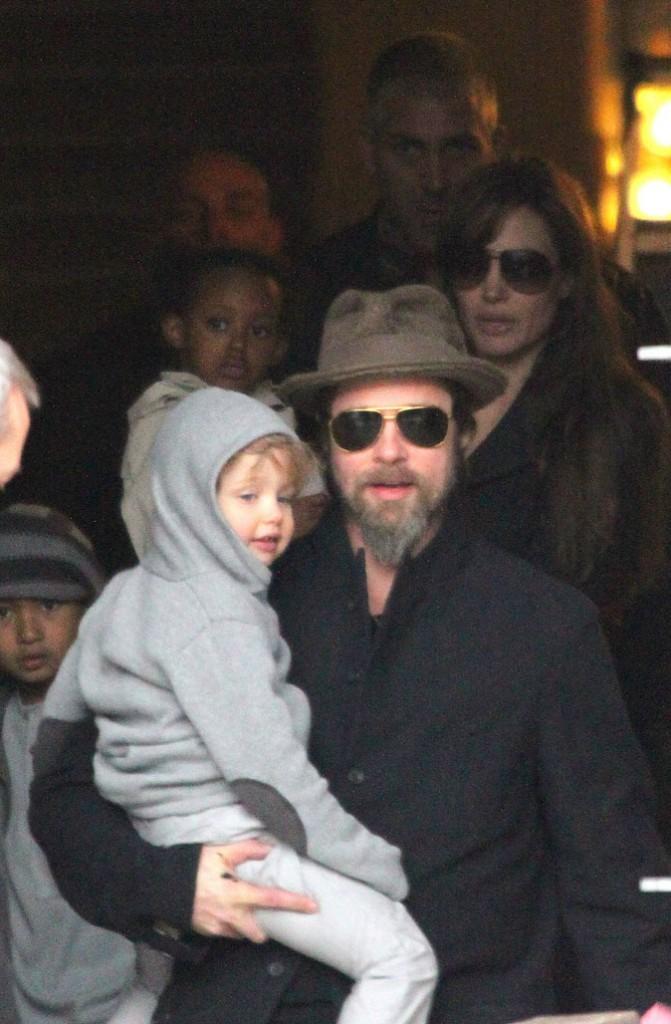 Enfants de star : Shiloh, la copie conforme de Brad Pitt