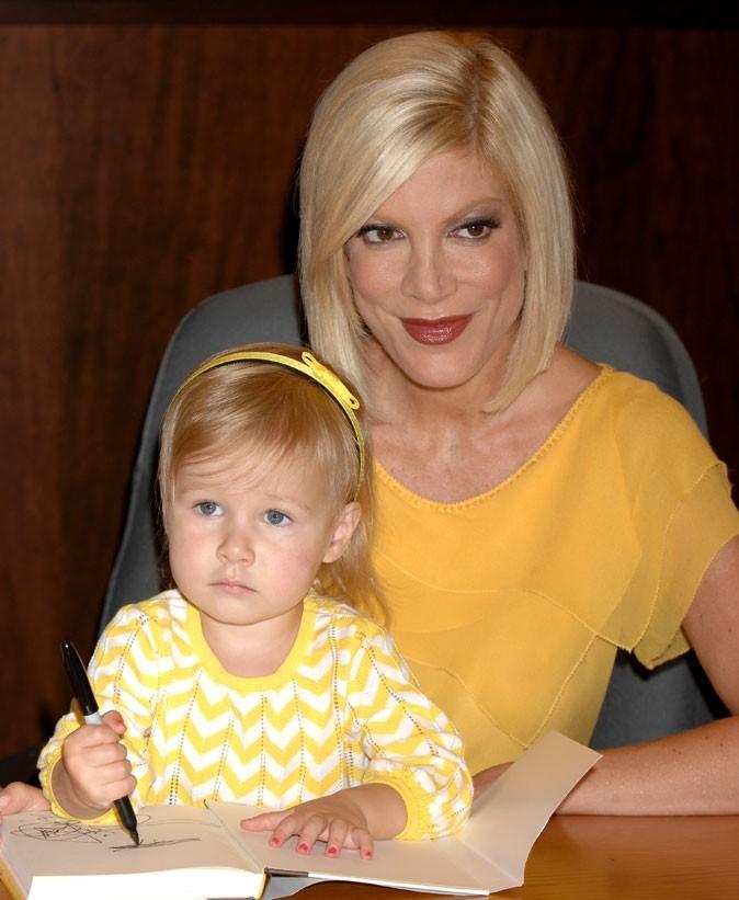 Enfants de star : Stella, la copie conforme de Tori Spelling