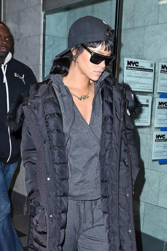 Rihanna le 31 mars 2015