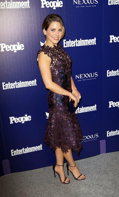 Photos : quand Sophia Bush éclipse Eva Longoria !