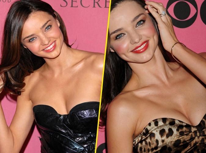Miranda Kerr : l'ange Victoria a succombé aux implants mammaires!