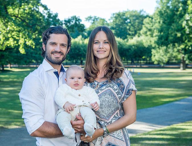Alexander de Suède sera baptisé le 9 septembre 2016