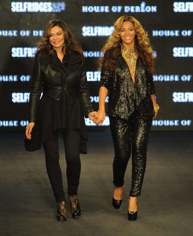 Beyoncé & Tina Knowles