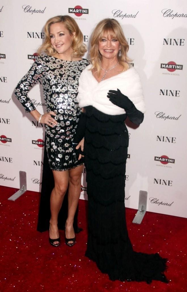 Kate Hudson et sa maman Goldie Hawn !