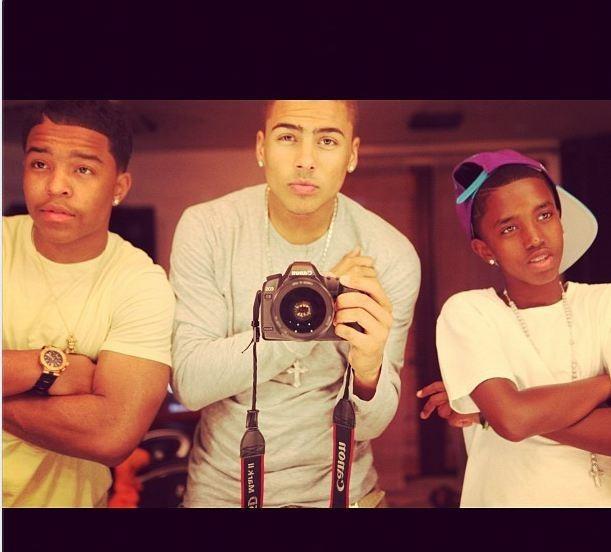 Les 3 rois de Sean : Justin, Quincy et Christian