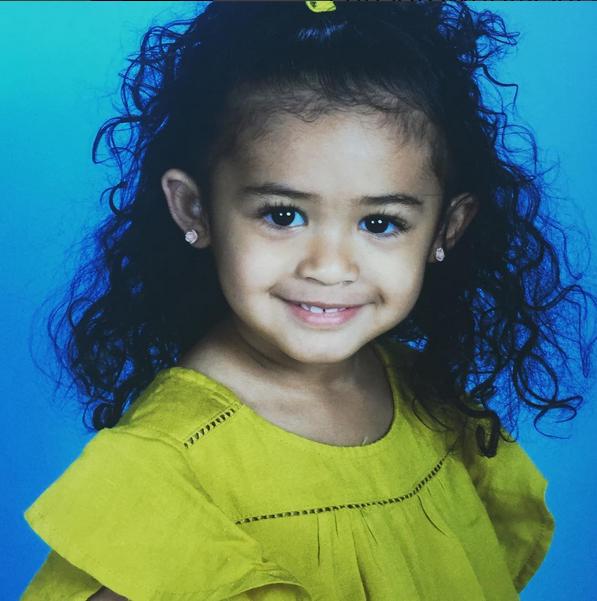 Photos : qui est le papa gaga de cette adorable fillette ?