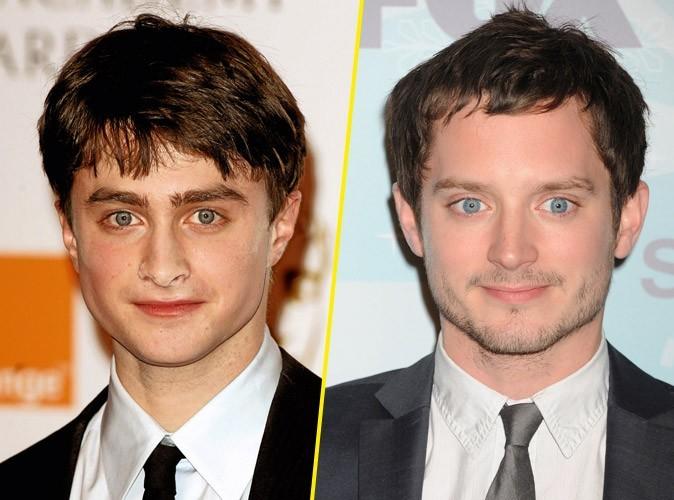 Photo : Daniel Radcliffe: le sosie d'Elijah Wood