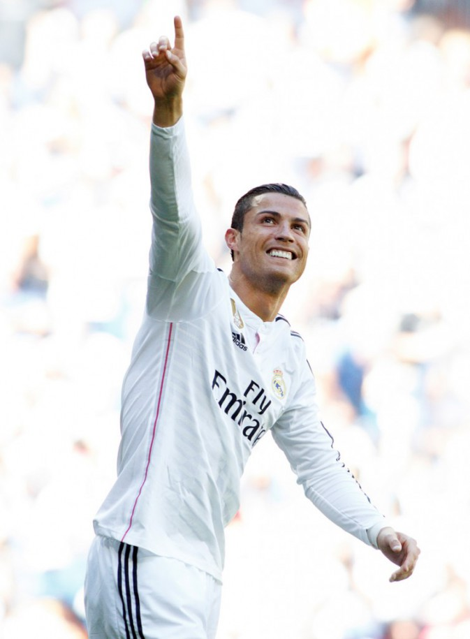 N°3 : Cristiano Ronaldo – 79,6M$