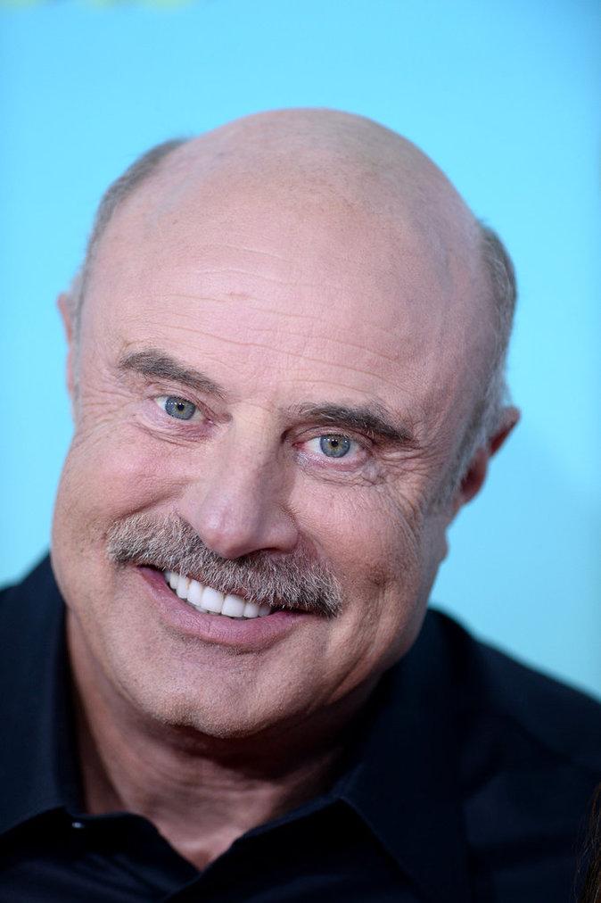 Docteur Phil McGraw, psychologue et animateur TV américain : 88 millions de dollars