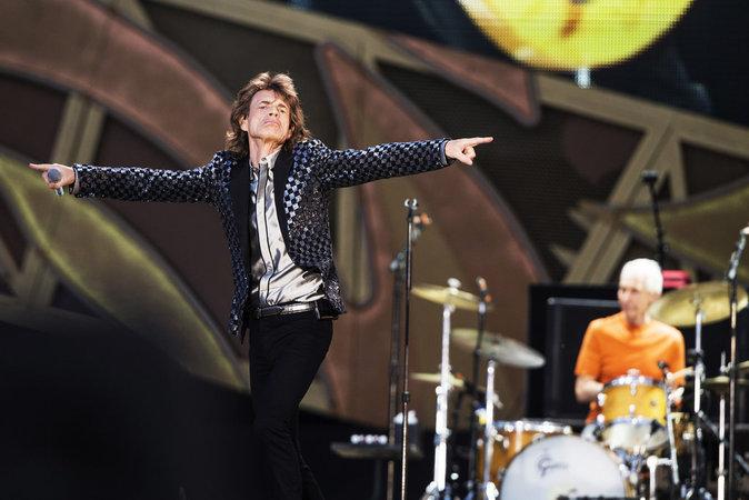 Rolling Stones : 66,5 millions de dollars