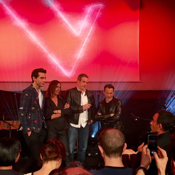 Photos : Quoi de neuf pour The Voice saison 5 ?