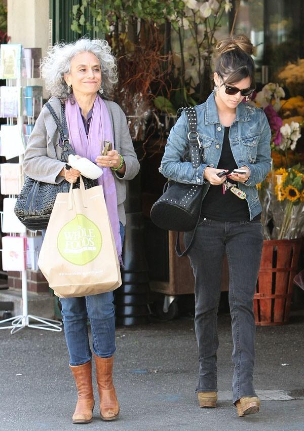 Rachel Bilson avec sa mère, c'est pas la fête !