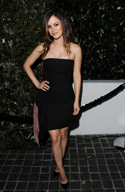 Rachel Bilson lors de la soirée Blackberry à Los Angeles, le 20 mars 2013.