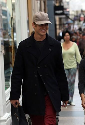Rachel Bilson et Hayden Christensen à Cannes le 19 mai 2013